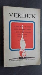Verdun-la-Grande-Batalla-De-Verdun-G-Durassie-amp-Cie-Videos-Paris-12-Fotos-ABE