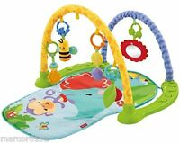 Fisher-price Link 'n Play Musical Gym 3 Stages Of Play 5 Toys Included