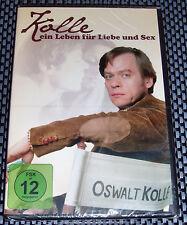 DVD Oswald Kolle Ein Leben für Liebe und Sex NEU original verschweißt