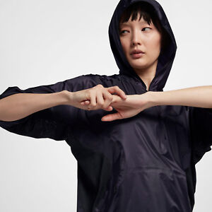 NikeLab-X-Undercover-Gyakusou-Women-039-s-Short-Sleeve-Packable-Running-Jacket-M