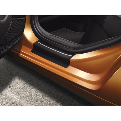 VW Einstiegsleistenfolie Polo 2G Satz 2G4071310 BXF Schwarz Silber Schutzfolie