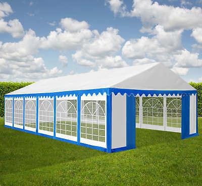 Partyzelt 6x12 m PVC Zelt Pavillon Festzelt Vereinszelt