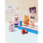 BT21-Character-Cooky-Universe-Standing-Doll-4ea-Set-Official-K-POP-Authentic-MD miniature 2