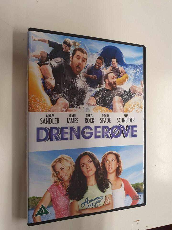Drengerøve, DVD, komedie