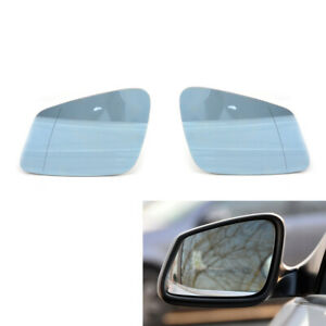 Passenger Side MA6 2002 to 2007 Ball type fitting Silver Door Mirror Glass Including Base Plate LH Non Heated