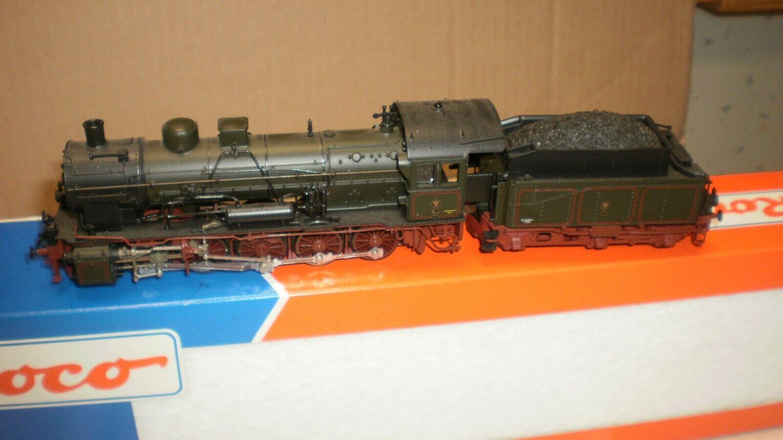 Loco vapeur G10  5461 KPEV Prusse Roco