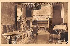 BF9459 grand salon ou fut celebre le chateau de langeais france       France
