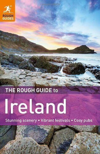 The Rough Guide to Ireland By Paul Gray,Geoff Wallis. 9781848364363