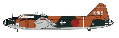 Hasegawa 02326-1//72 Mitsubishi G4M1 Type 1 Sea Battle of Malya Betty