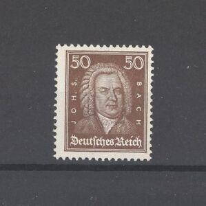 Dt-Reich-Mi-Nr-396-50-Pfg-Beruehmte-Deutsche-1926-geprueft-BPP-24804