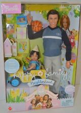 Alan & Ryan Happy Family Barbie Doll Ken 1st Birthday Tommy Midge & Nikki Rare