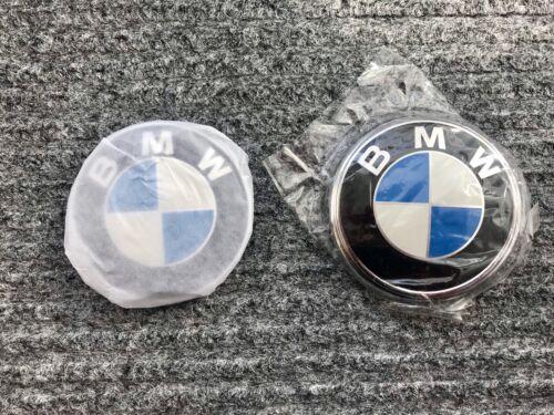 BMW Emblem Embleme 18268932 Trunk Boot Bonnet Hood Badge Schriftzug E10 E12 E30