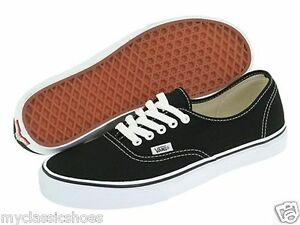 vans shoes black and white