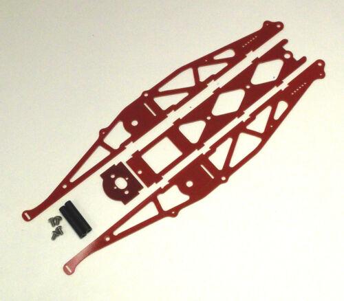 Aluminum Rear Hub Knuckle Carriers FitsTraxxas Jato B