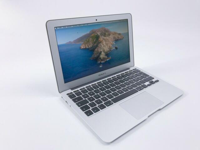 "WIE NEU! Apple MacBook Air 11"" 2014 QWERTZ 1,4 Ghz i5 4GB 128GB SSD #395"