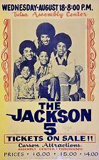 "The Jackson Five 1971 16"" x 12"" Photo Repro Concert Poster"