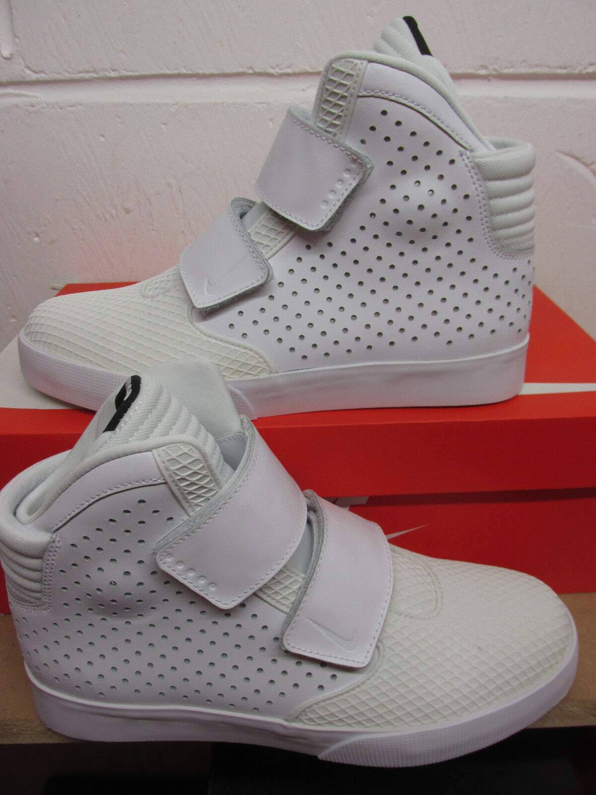 nike flystepper 2K3 PRM homme hi top trainers 677473 101 sneakers chaussures