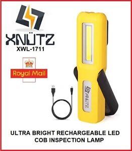 DEL Lenser Lampe torche Batterie lampe lampe de travail lumière lampe de travail