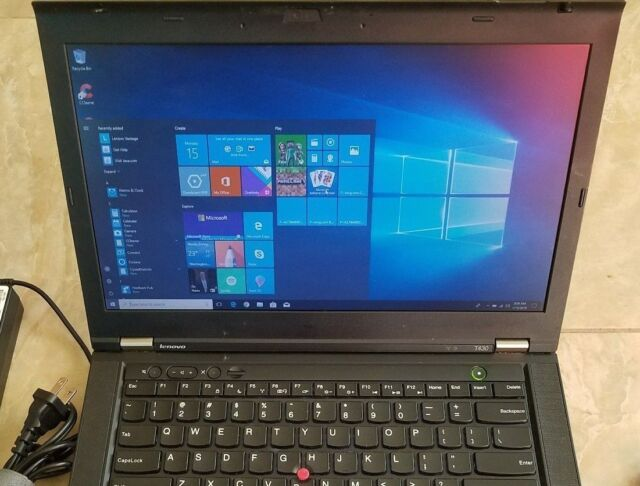 Lenovo ThinkPad T430 Monitor Drivers for PC