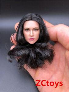 1//6 FEMALE HEAD ZCTOYS MICHELLE RODRIGUEZ ORIGINAL VERSION 1.0 DISCONTINUED