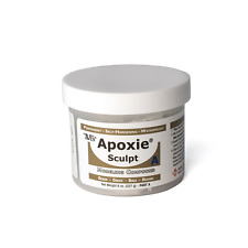 Apoxie Sculpt 1 Lb. White, New, Free Shipping.