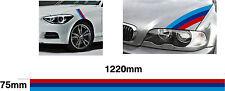 Car decal graphic stripe BMW M3 sport E30 E36 E46 E60 330 325  bonnet side boot