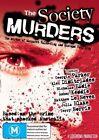 The Society Murders (DVD, 2010)