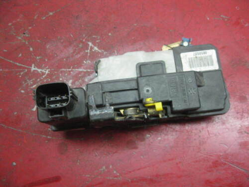 01 05 06 07 03 04 02 volvo xc70 v70 right rear door latch /& power lock actuator