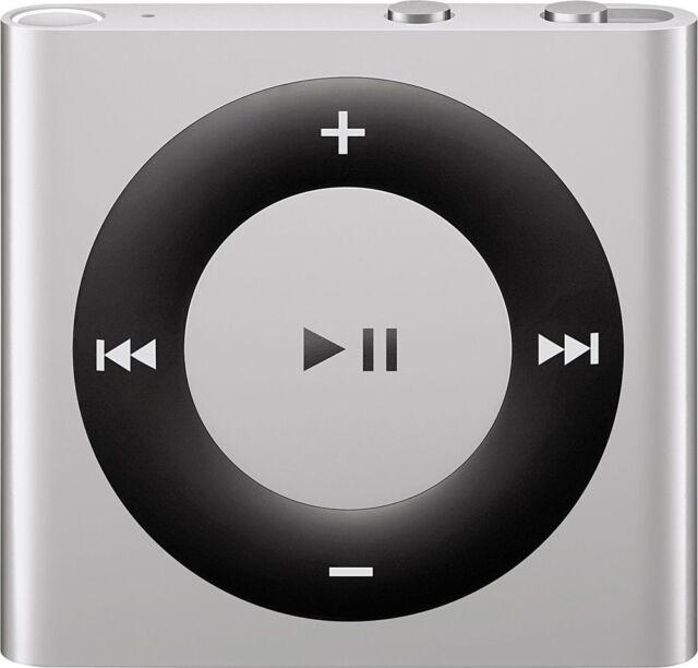 Apple Ipod Shuffle 4th Generation Silver 2 Gb For Sale Online Ebay