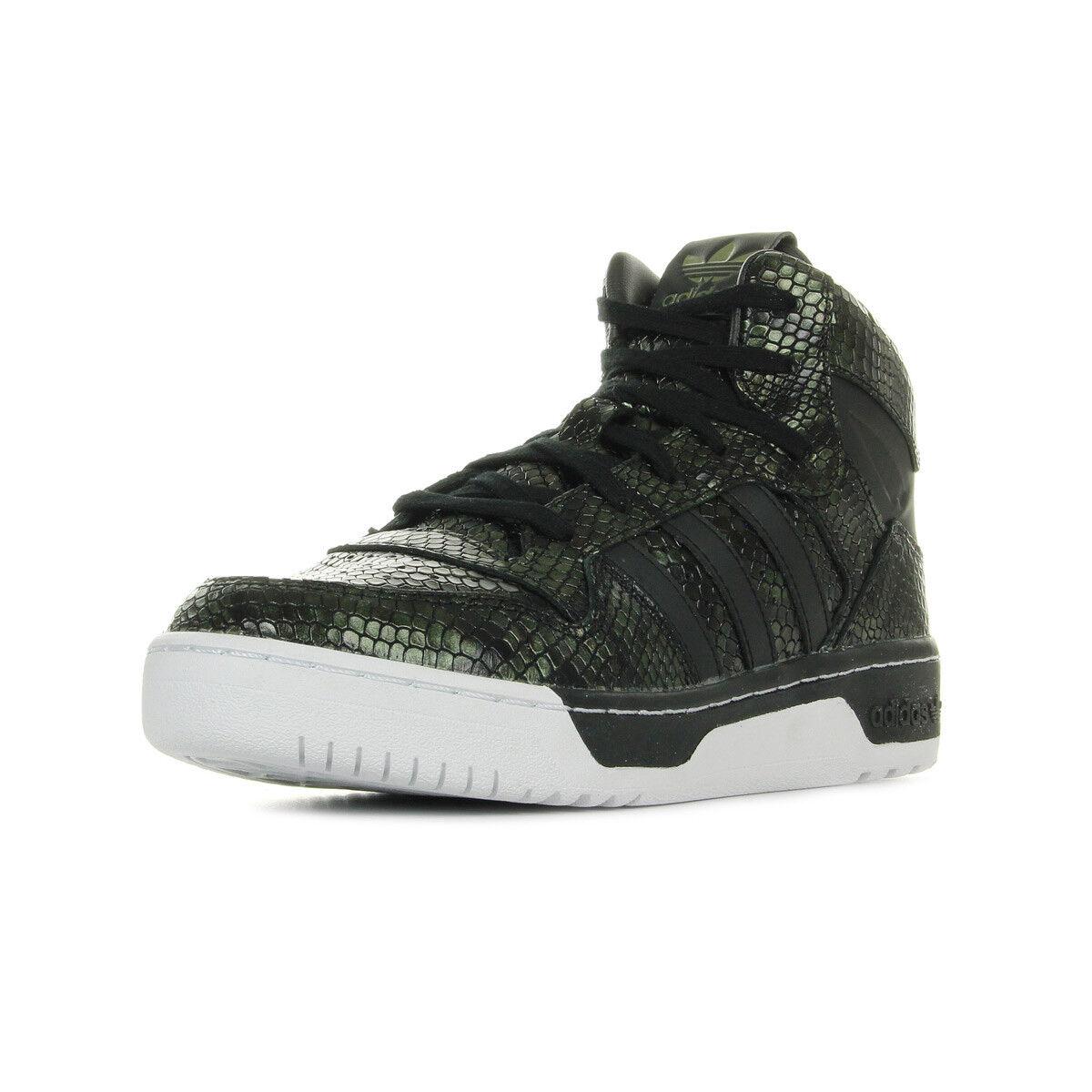 Schuhe adidas Damen M Attitude Revive W schwarz