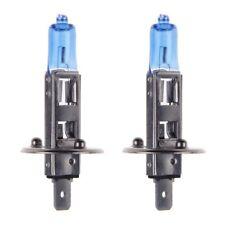 2x H1 Halogen 100W 12V Low/High Beam Headlight/Fog Light Bulbs Xenon White NEW