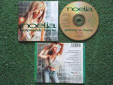 """Latin Pop NOELIA """"Pisando Fuerte"""" ORIGINAL 2001 Spain CD YOLANDITA MONGE"""