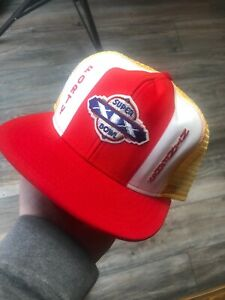 3c237d64 New Vintage San Francisco 49ers Super Bowl XIX Snapback Hat AJD ...