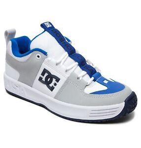 DC Shoes Lynx OG White/Blue - Scarpe da
