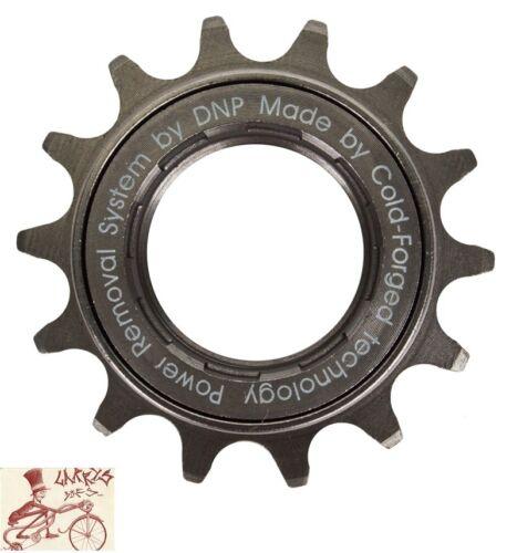 "BLACK OPS DEFENDR  8-KEY 17T--3//32/"" TEETH BMX BICYCLE FREEWHEEL"