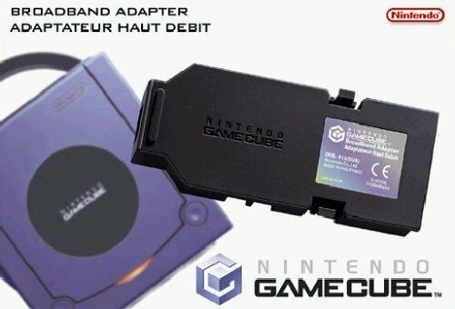 GameCube Broadband Modem - best gamecube accessories