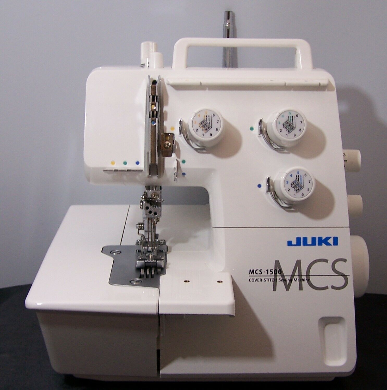 s l1600 - JUKI MCS-1500 Cover Stitch and Chain Stitch Specialized Sewing Machine