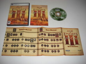 Age-Of-Empires-III-The-WAR-CHIEFS-Pc-Cd-AOE-3-WARCHIEFS-Add-On-Expansion-Pack