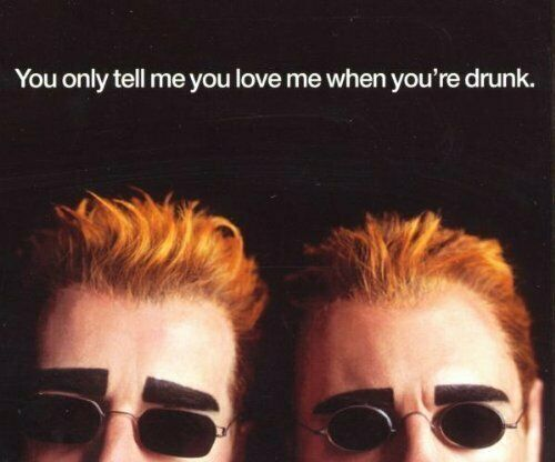 Pet Shop Boys You only tell me you love me when you're drunk (2000, .. [Maxi-CD]