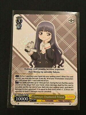 Weiss Schwarz Cardcaptor Sakura Kero CH CCS//WX01-058 RR