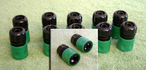 Tuyau de jardin Tuyau 1//2 pouce de libération rapide coupleur connecteur hozelock compatible