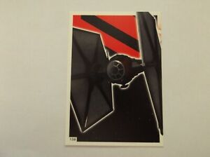 Topps-Star-Wars-Force-Attax-034-TIE-FIGHTER-034-158-Strike-Force-Card