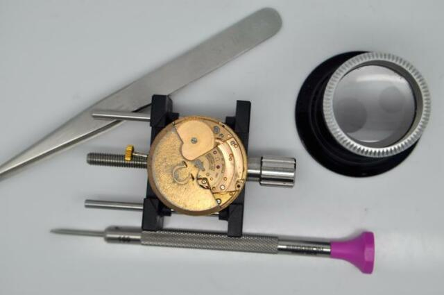Omega Automatic Watch Movement Servicing & Repairs Complete Postal Servicing