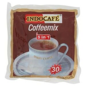 Coffee Beautiful Indocafé 3 In 1 Coffeemix 30 Sachetsx20g 600g Terrific Value
