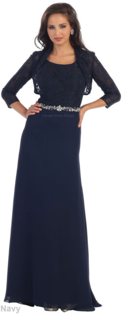 Formal Long Dress Dinner Cruise Church Banquet Classy Evening Gown