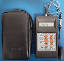 FW Bell 4048 Gauss/Tesla Meter w/ T-4048-001 Probe, Zero Gauss Chamber, & Case
