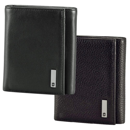 Athens 3 Leather Slots Shutters Victorinox Smooth Or Grained Wallet 6 hdotrQxCsB