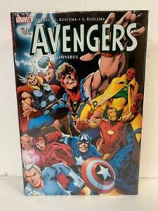 MARVEL-AVENGERS-OMNIBUS-Vol-3-Alan-Davis-Cover-Hardcover-HC-New-MSRP-100