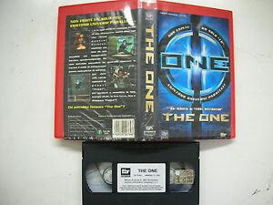 THE-ONE-2001-VHS-italiano