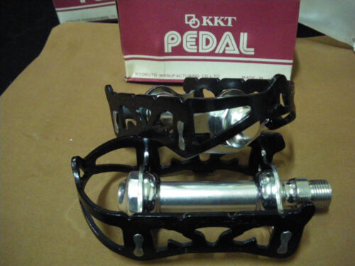 "KYOKUTO KKT  Bicycle Racing Pedals  9//16/"" Axle Vintage NOS"